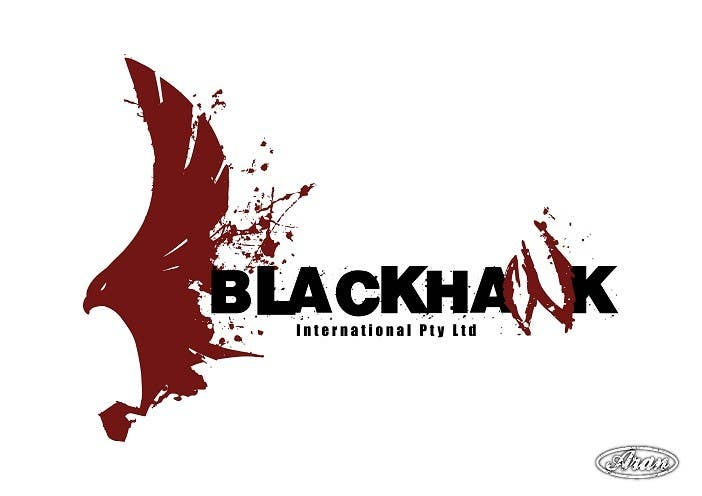 #165 for Logo Design for Blackhawk International Pty Ltd by AranDeBaron