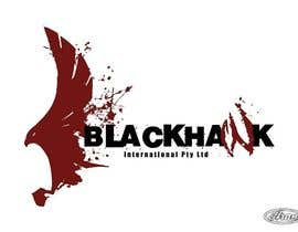 nº 165 pour Logo Design for Blackhawk International Pty Ltd par AranDeBaron