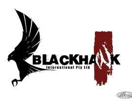 #168 untuk Logo Design for Blackhawk International Pty Ltd oleh AranDeBaron