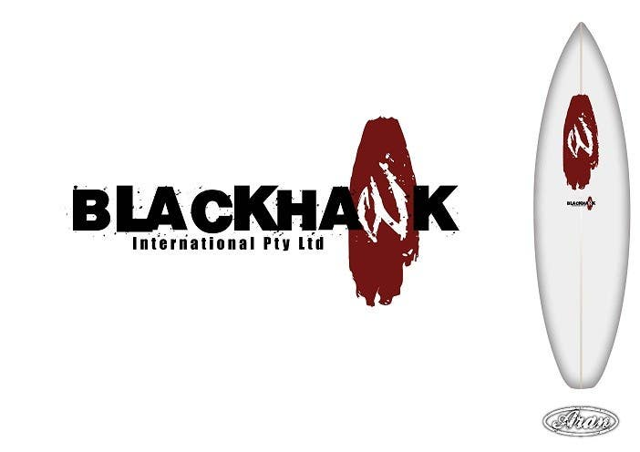 #252 for Logo Design for Blackhawk International Pty Ltd by AranDeBaron