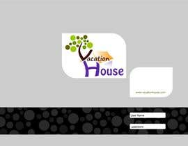 #8 cho Design a Logo & Theme Color for Vacation House bởi arpitakool
