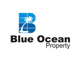 "#89 para Design a Logo for ""Blue Ocean Property"" por rmwashloe"