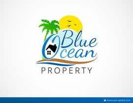 "#77 para Design a Logo for ""Blue Ocean Property"" por samnam83"