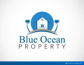 "#80 para Design a Logo for ""Blue Ocean Property"" por samnam83"
