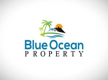 "#38 for Design a Logo for ""Blue Ocean Property"" af tfdlemon"