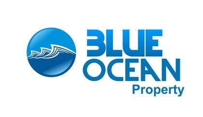 "#86 para Design a Logo for ""Blue Ocean Property"" por nuwangrafix"