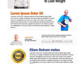 #4 cho Build a Website for selling an e-book: Weight Loss for men over 40 bởi b74design
