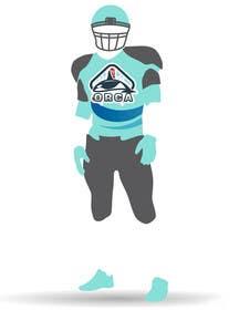 hectordesigncl tarafından North Texas Orcas Football Team Uniform Contest için no 16