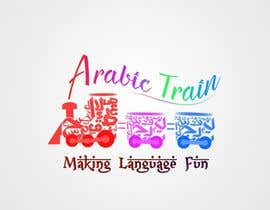 #260 untuk write a creative slogan/tagline for an online website specialising in teaching Arabic to children oleh BlackSkullDzines
