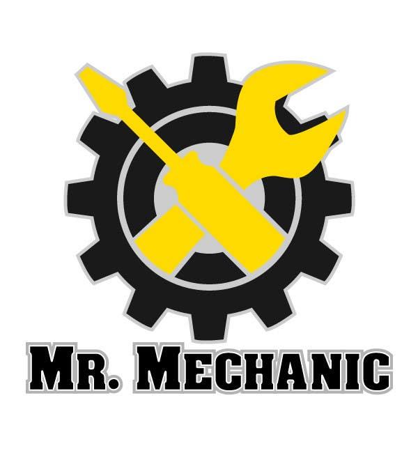 entry 87 by ceebee21 for design a logo for mr mechanic freelancer rh freelancer co nz auto mechanic logo design mechanic logo design ideas