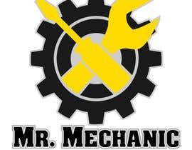 nº 87 pour Design a Logo for Mr Mechanic par ceebee21