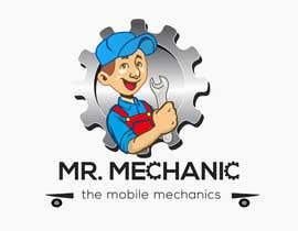 #89 untuk Design a Logo for Mr Mechanic oleh sidhikac92
