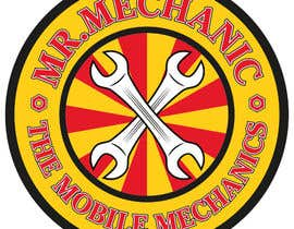 #47 for Design a Logo for Mr Mechanic af martinotis03