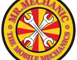 #47 for Design a Logo for Mr Mechanic by martinotis03