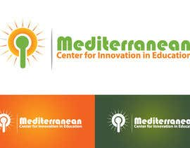 #29 untuk Design a Logo for Mediterranean Center for Innovation in Education oleh SharifHasanShuvo
