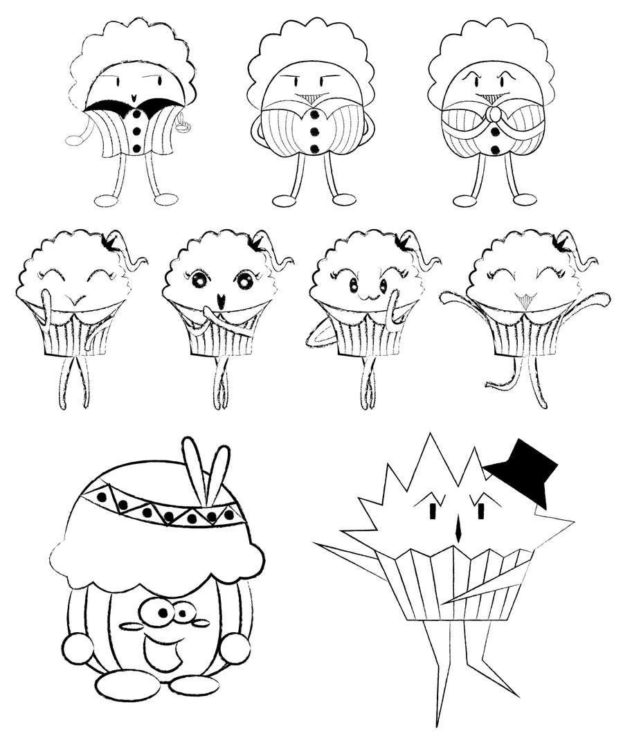 Inscrição nº                                         26                                      do Concurso para                                         Illustration Design for Snappy