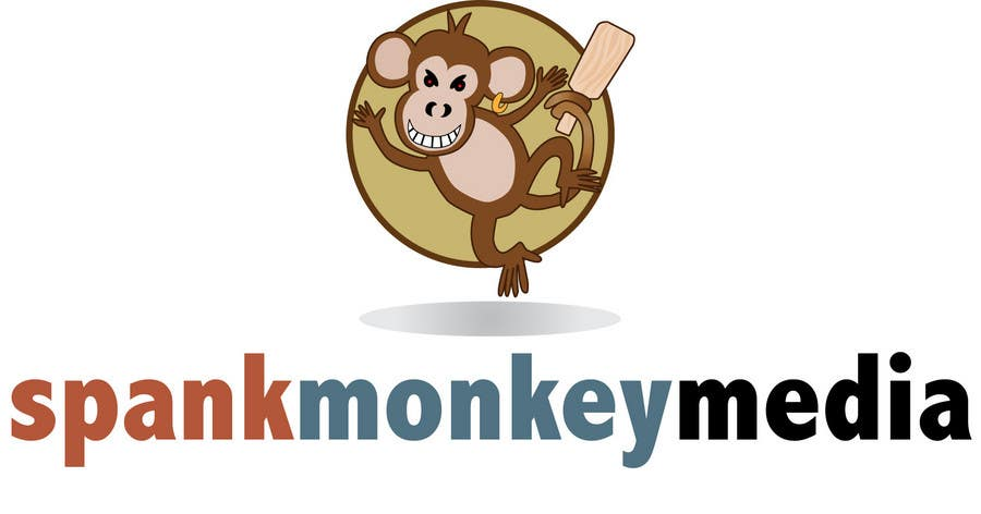 Logo Design Contest Entry #291 for Logo Design for Spank Monkey Media