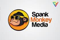 Graphic Design Inscrição do Concurso Nº167 para Logo Design for Spank Monkey Media