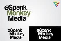 Graphic Design Inscrição do Concurso Nº79 para Logo Design for Spank Monkey Media