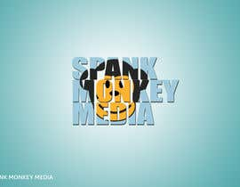 greatdesign83 tarafından Logo Design for Spank Monkey Media için no 235