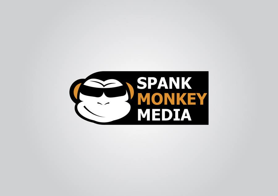 Конкурсная заявка №476 для Logo Design for Spank Monkey Media