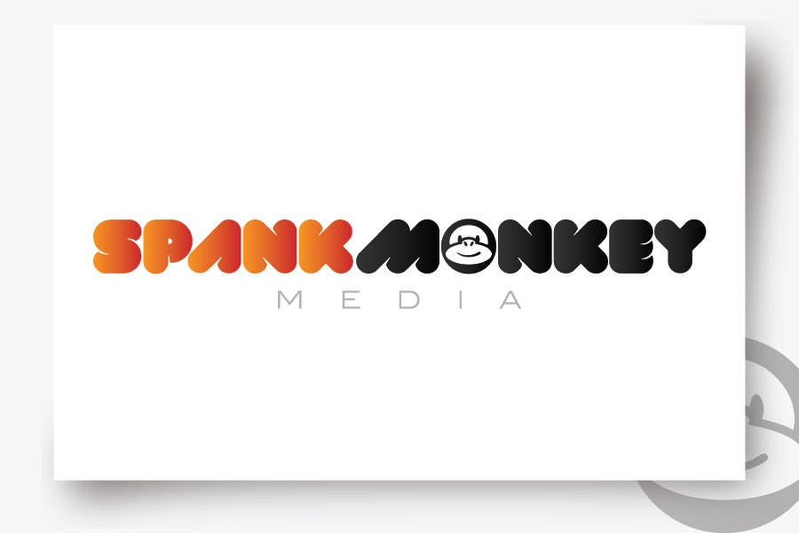 Bài tham dự cuộc thi #142 cho Logo Design for Spank Monkey Media