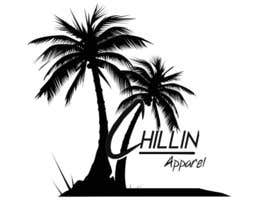 "#6 for Design a Logo for ""Chillin Apparel"" t-shirt company. af Siwelstars"