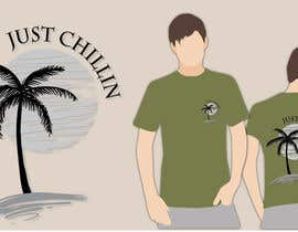 "#36 for Design a Logo for ""Chillin Apparel"" t-shirt company. af VectorArtExpert"