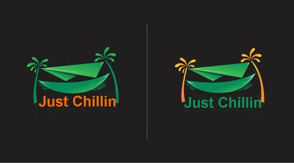 "#23 para Design a Logo for ""Chillin Apparel"" t-shirt company. por cristinandrei"
