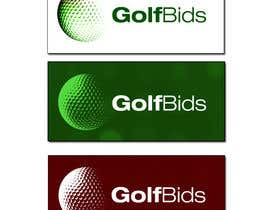 #24 para Design a Logo for Golf Bids por arturw