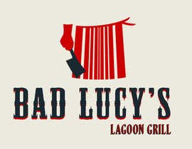 #68 for Design a Logo for Bad Lucy's Lagoon Grill af marioandi