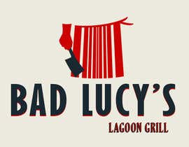 #69 for Design a Logo for Bad Lucy's Lagoon Grill af marioandi