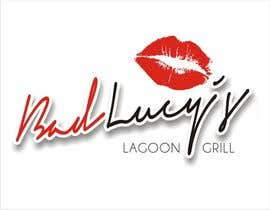 #66 para Design a Logo for Bad Lucy's Lagoon Grill por YONWORKS
