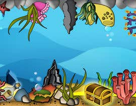 nº 26 pour 2D artwork (ROCKS & VEGETATION) for obstacles in side-scrolling video game. par malathy27