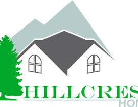 #125 untuk Design a Logo for Hillcrest Homes oleh mg4art