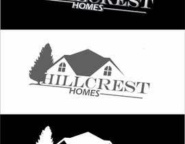#131 untuk Design a Logo for Hillcrest Homes oleh mg4art