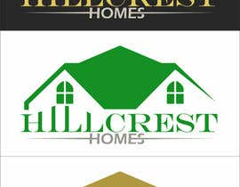 #136 untuk Design a Logo for Hillcrest Homes oleh mg4art