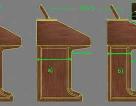#17 for 3D modeling of an existing musical instrument, and some simple variations af mekhack