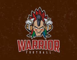 #24 for Logo Design for Warrior Football by silasfelipe