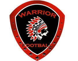 #16 for Logo Design for Warrior Football af mnet420