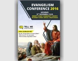 Shrey0017 tarafından Design a Conference Flyer için no 53