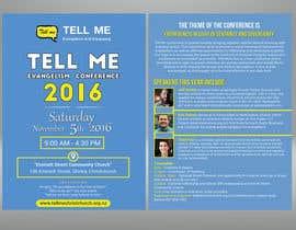 saikat9999 tarafından Design a Conference Flyer için no 56