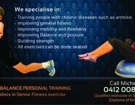 #19 for Design some Business Cards for Better Balance Personal Training by TATHAE