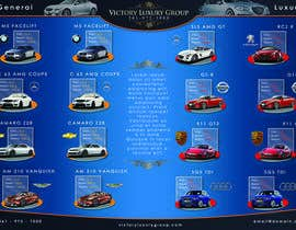 #7 para Design a Flyer for Car Rental por Luqpa