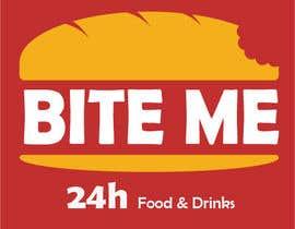 #70 para Projetar um Logo for Bite Me por rubenebur