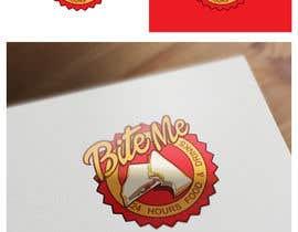 #37 para Projetar um Logo for Bite Me por HammyHS