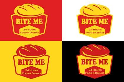 #51 para Projetar um Logo for Bite Me por akritidas21