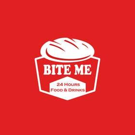 #56 para Projetar um Logo for Bite Me por akritidas21