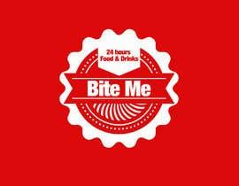 nº 63 pour Projetar um Logo for Bite Me par NicolasFragnito
