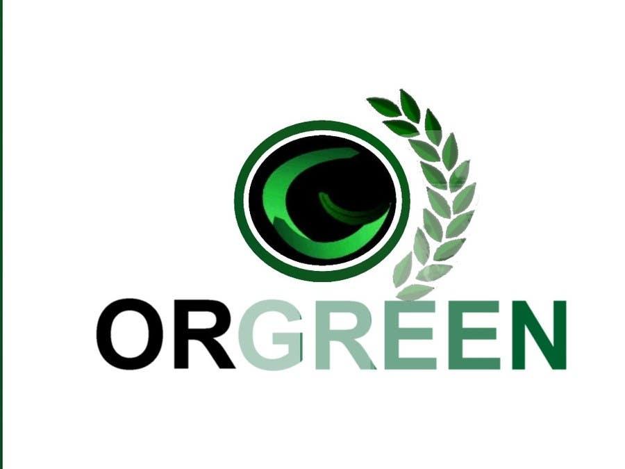 Proposition n°26 du concours Orgreen   Design contest